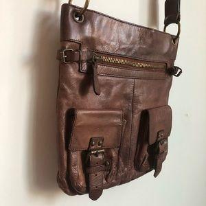 Genuine Tano Leather Handbag
